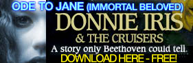 Donnie Iris - Ode To Jane (Free Download)